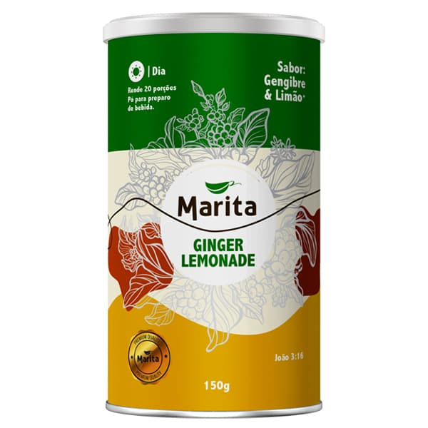 Marita Drink Ginger Lemonade