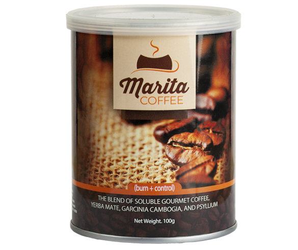 Marita Coffee Burn+Control