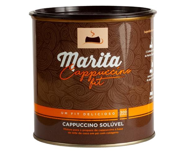 Marita Cappuccino Fit with Coconut Milk