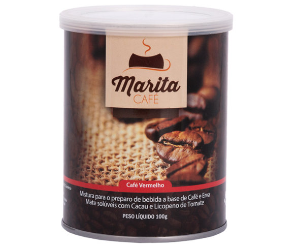 Marita Coffee Red